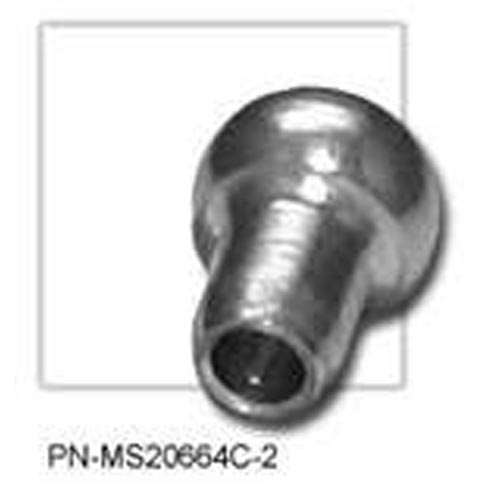 5 32 Quot Stainless Ball Amp Shank Wire Rope End Fitting