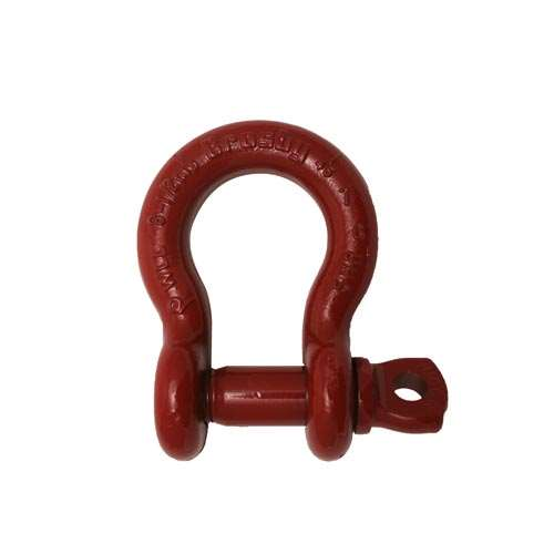 1 1 2 Quot Crosby 17t Screw Pin Anchor Shackle S 209 1018623