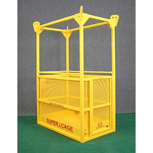 Supercage Personnel Amp Material Baskets Cages Bairstow