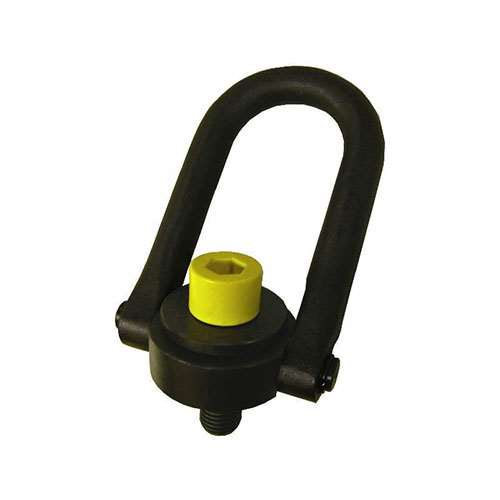 46666 ACTEK 10,000 LBS Swivel Hoist Ring 1-8 2-1//4 THD