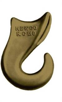 "1-1/8"" - 1-1/4"" Newco Sliding Choker Hook w/ O Latch"