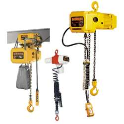 Electric / Air Chain Hoists