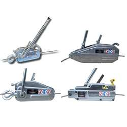 Griphoist / Tirfor Wire Rope Hoists