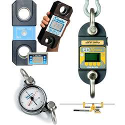 Load Cells / Crane Scales / Load Indicators