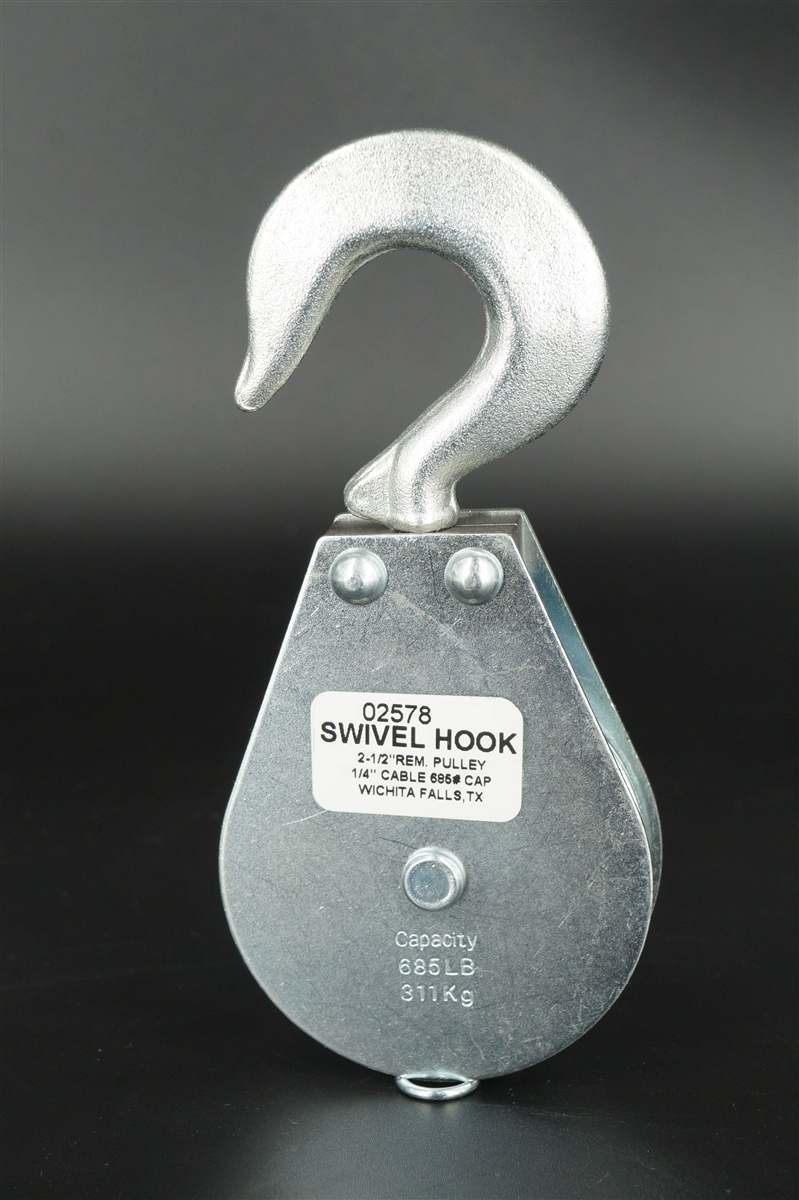 3 Sheave Hook Block Wire Rope Configuration - WIRE Center •