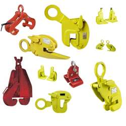 Lifting Clamps / Beam Clamps / Plate Clamps