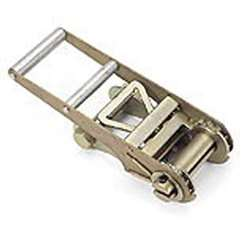 "3"" Standard Hand Ratchet Buckl 22,000 Lbs Break"
