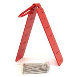 Ultra Safe Roof Peak Anchor Use 12 Ea #10 - Us-5072R