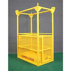 Supercage Personnel & Material Baskets / Cages