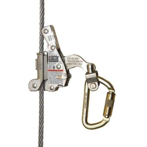 Vertical Ladder Safety Systems Bairstow Lifting Products